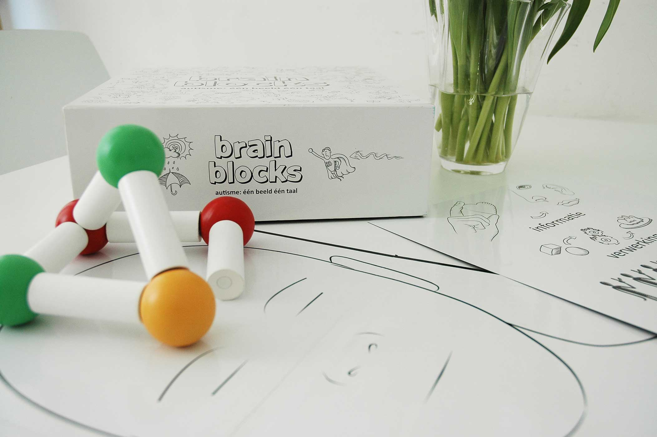 Behandeling Brain Blocks Amsterdam