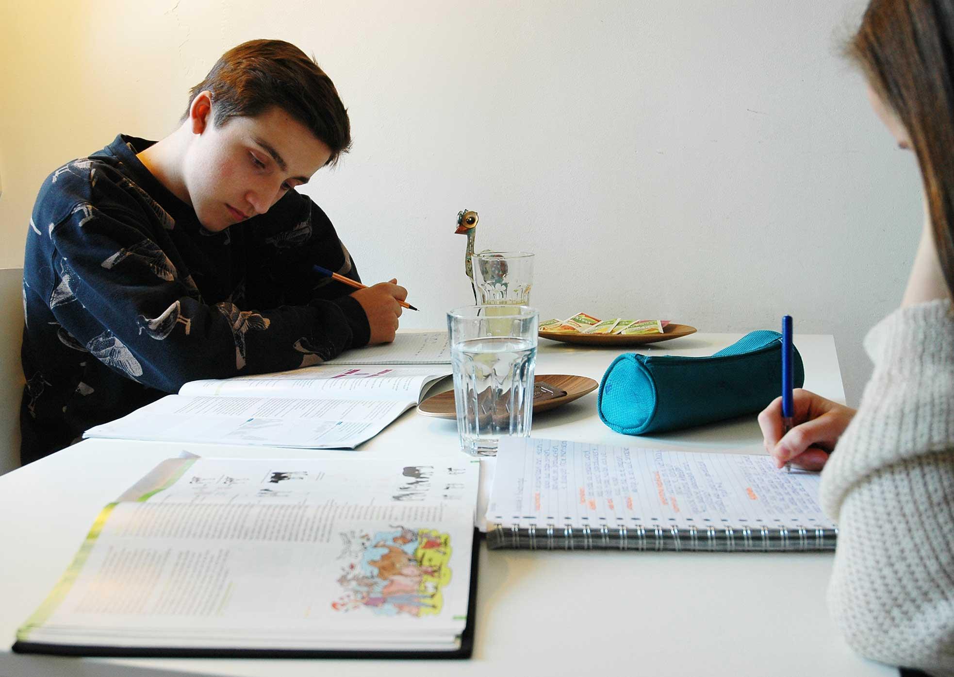 Huiswerkbegeleiding Amsterdam